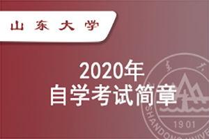 2020山东省自学考试工程管理专业(独立本