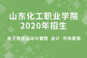 山东化工职业学院2020年招生