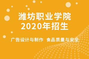 潍坊职业学院2020年招生