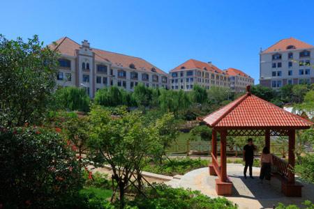 中国海洋大学成人高考校园亭院